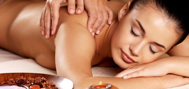 Die Anti Stress Massage bringt vollkommene Entspannung für Körper und Geist.